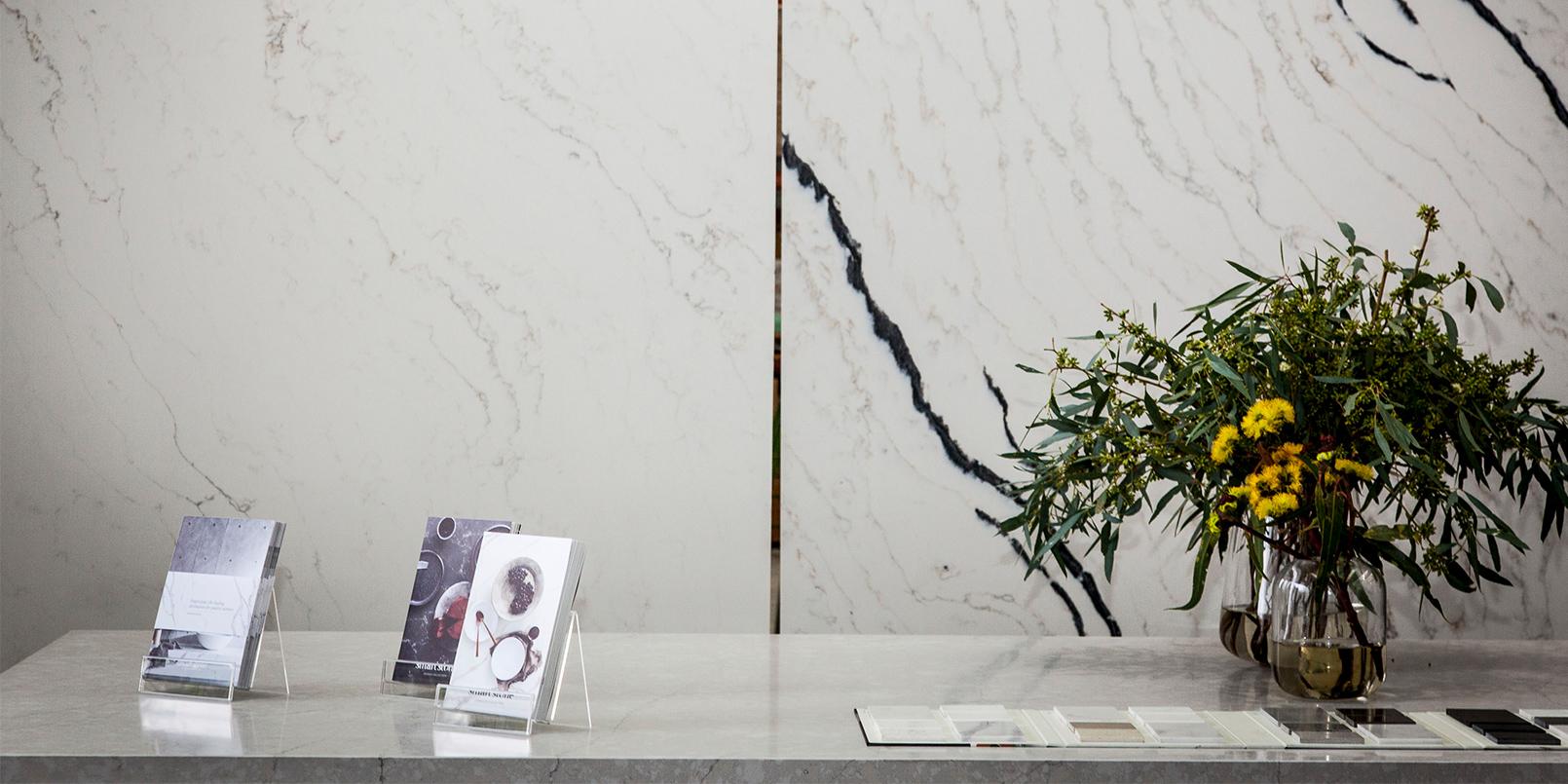 quartz benchtops