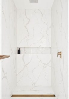 Smartstone bathroom panel