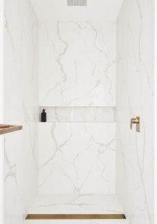 Smartstone bathroom panel