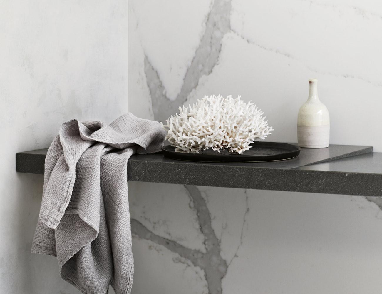 countertop in Smartstone Borghini Naturale