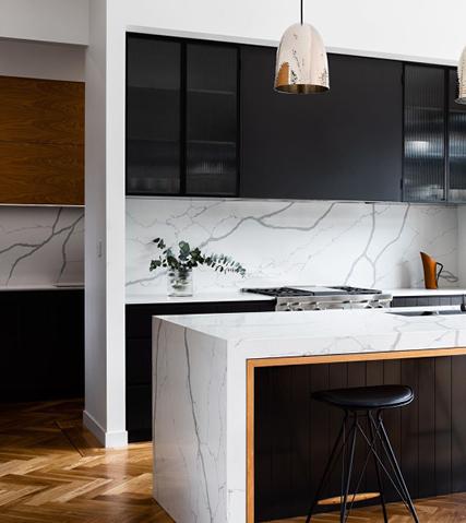 three fabulous kitchen trends featuring smartstone's