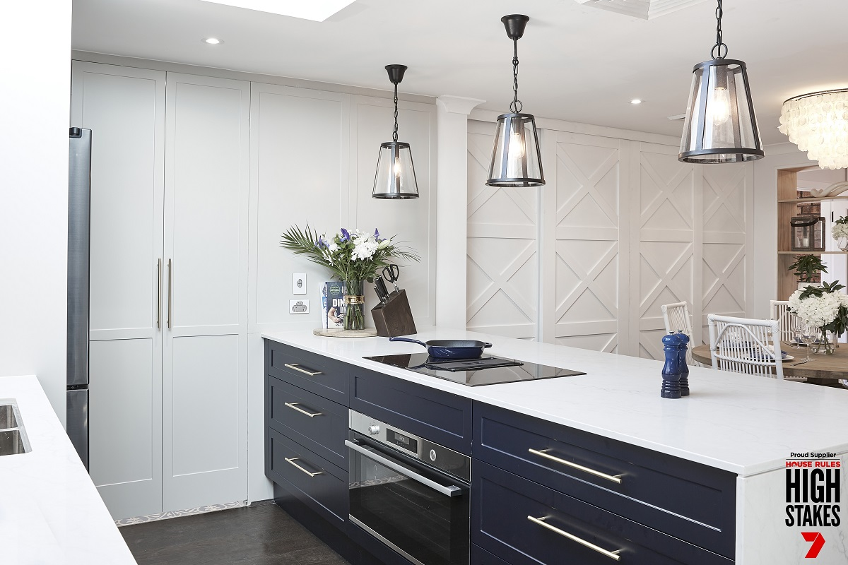 kitchen benchtop Smartstone