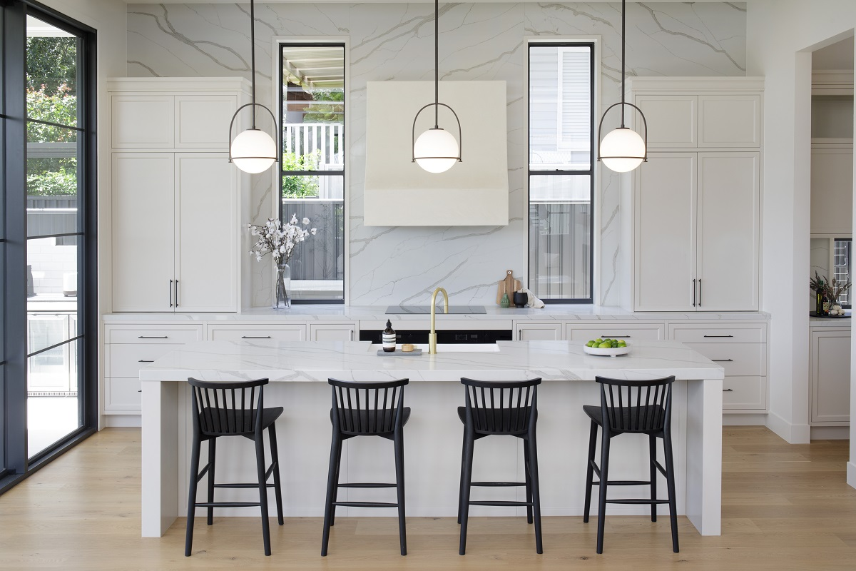 Kitchen with Smartstone